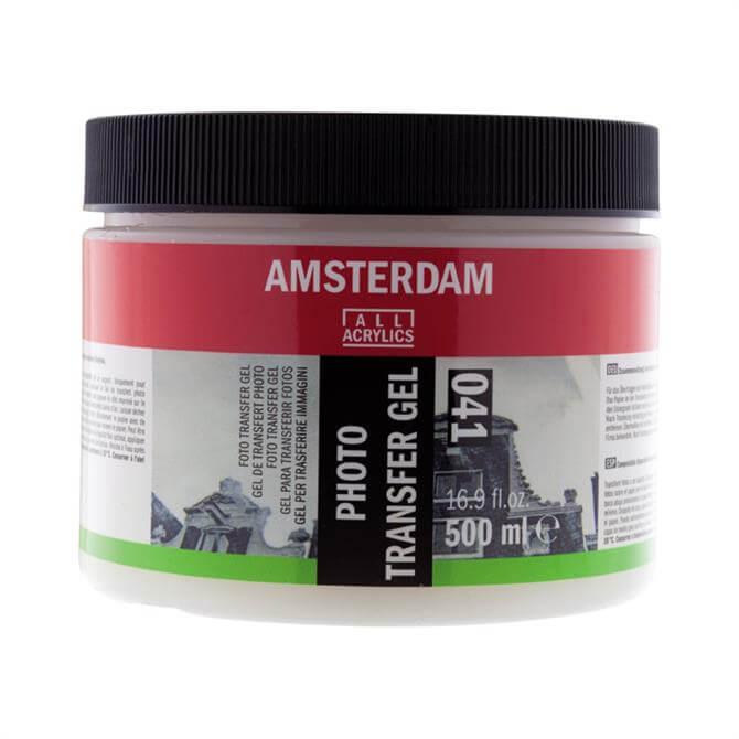 Amsterdam AAC Photo Transfer Gel
