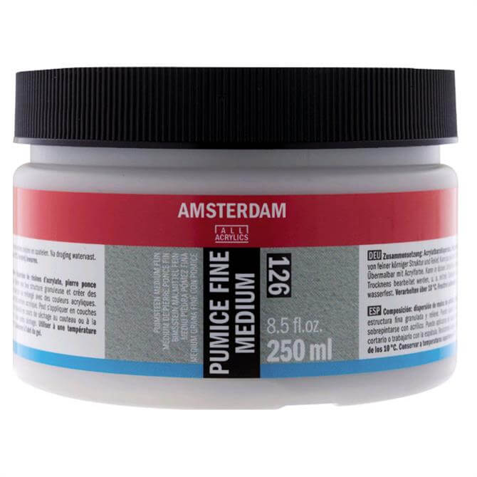 Amsterdam AAC Pumice Medium 250ml