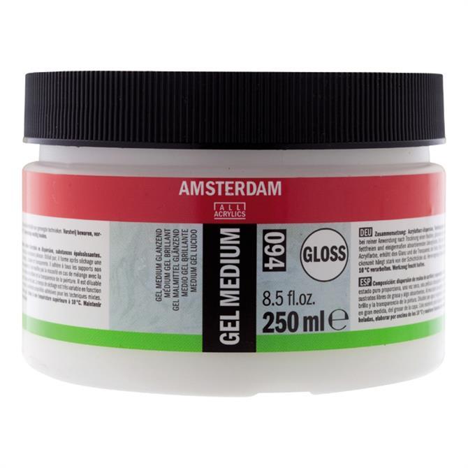 Amsterdam AAC Gel Medium 250ml
