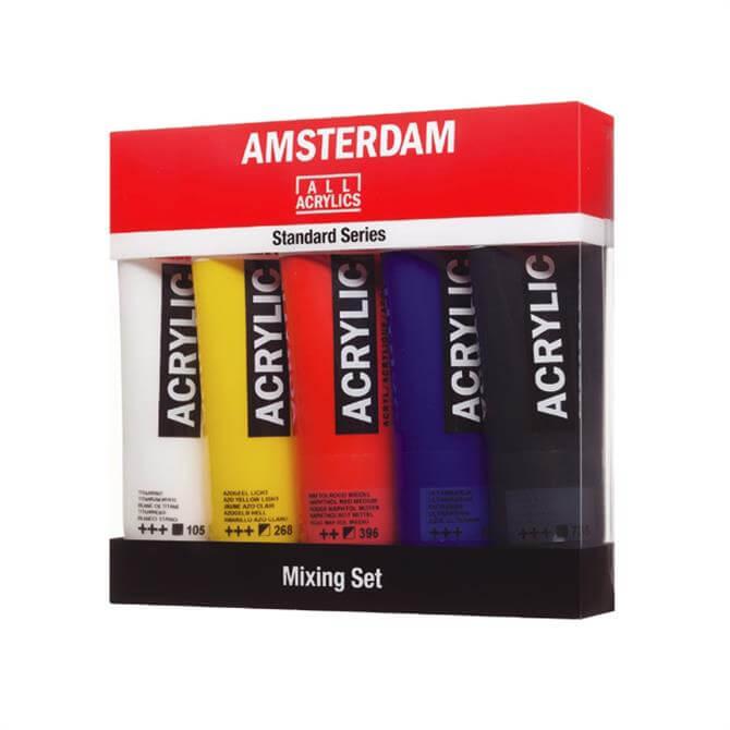 Amsterdam AAC Standard Mixing Set 5 x 120ml