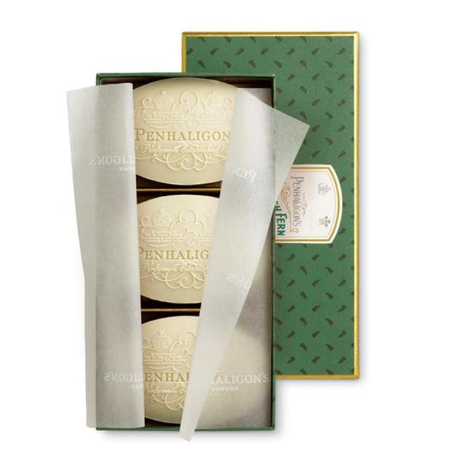 Penhaligons Soap Box  3 x 100g