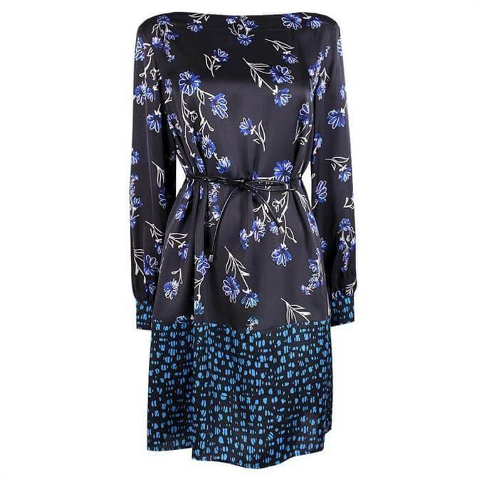 Pennyblack Malaga Floral Satin Dress