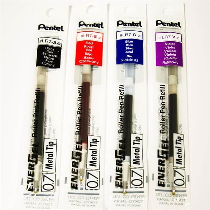 Pentel EnerGel Roller 0.7mm Refill