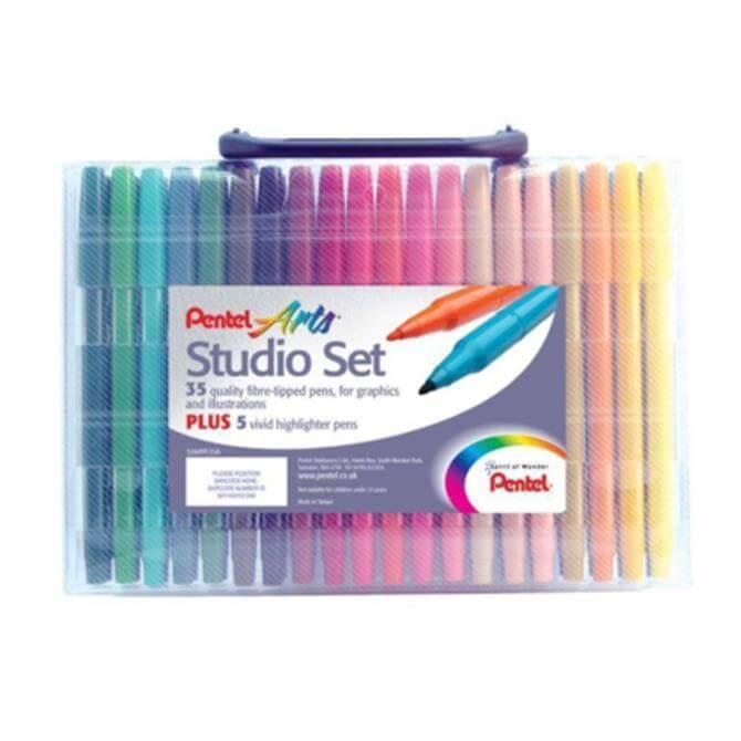 Pentel Studio Set
