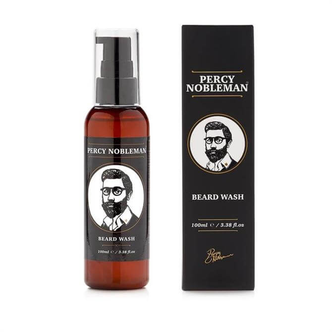 Percy Nobleman Beard Wash 100ml