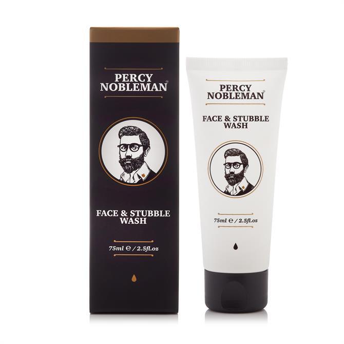 Percy Nobleman Face & Stubble Wash 75ml