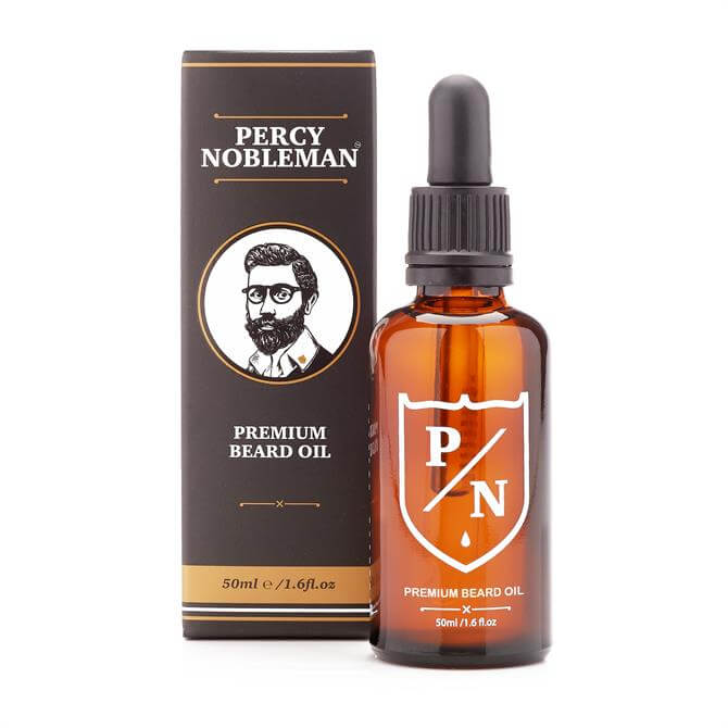 Percy Nobleman Premium Beard Oil 50ml