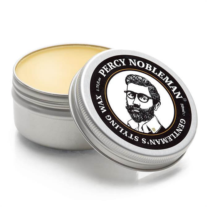 Percy Nobleman Gentlemen's Styling Wax 50ml