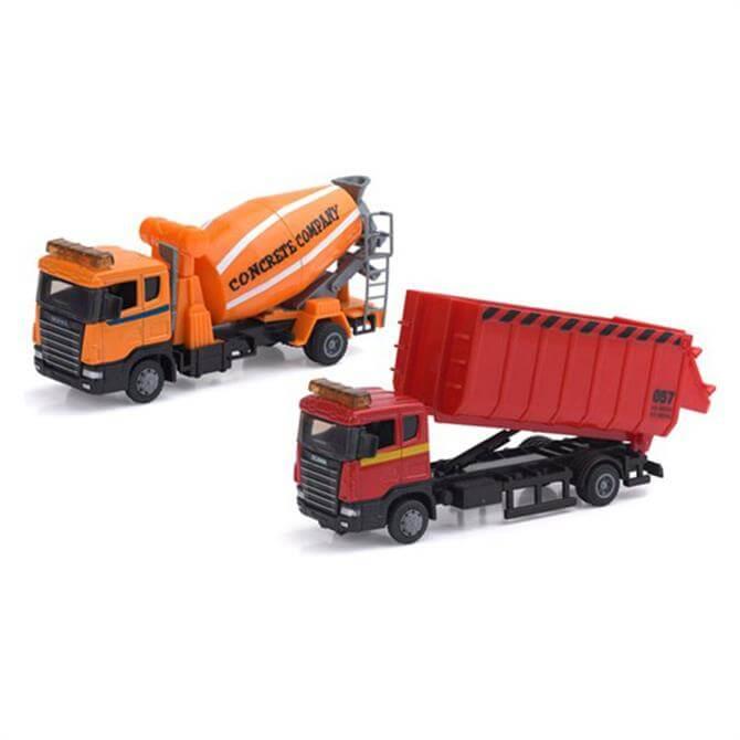 Peterkin Construction Truck