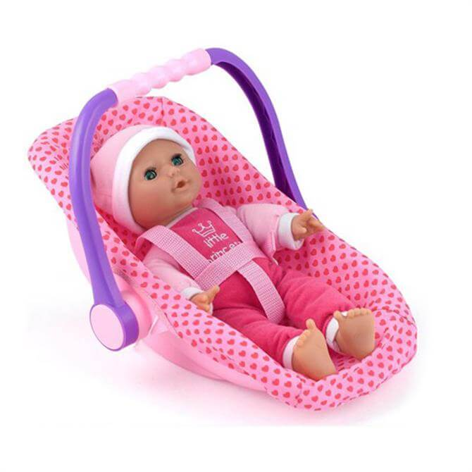 Peterkin Isabella in Carry Car Seat