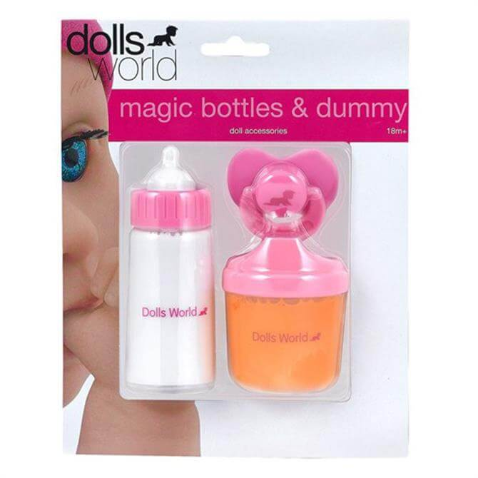 Peterkin Magic Bottles and Dummy