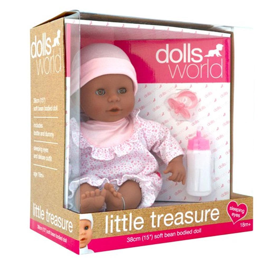 An image of Dolls World Little Treasure Doll