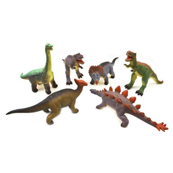 Peterkin Soft Touch Dinosaur Assorted