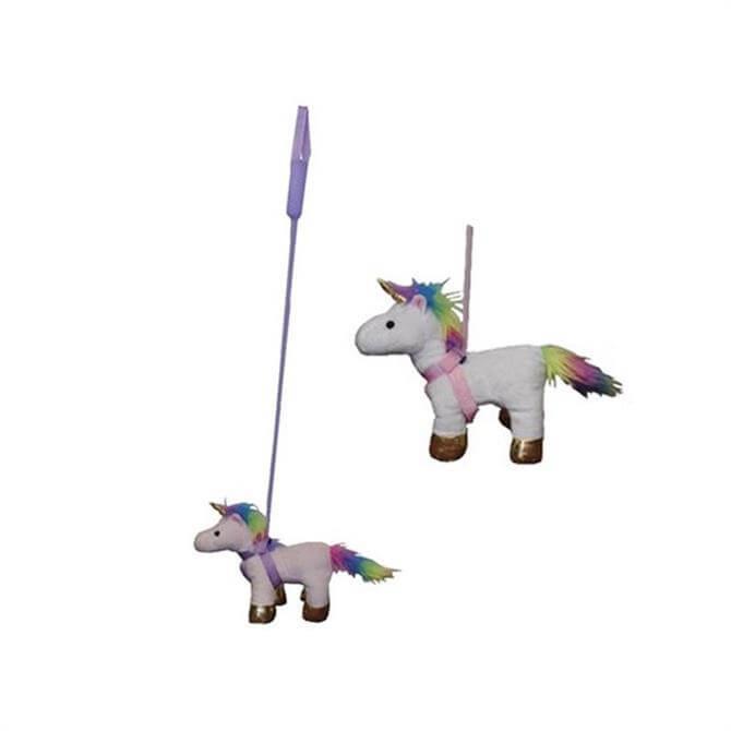 Peterkin Unicorn On Lead