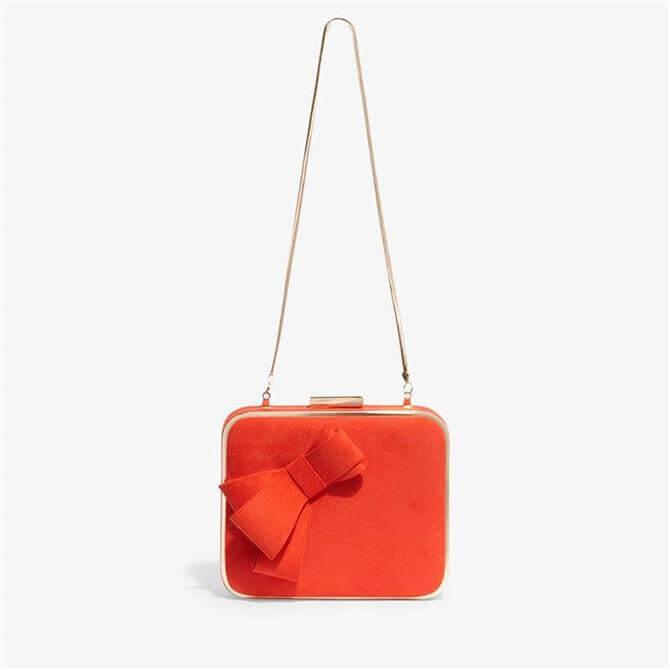 Phase Eight Allie Bow Clutch Bag