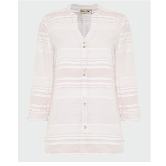 Phase Eight Glorie Shirt Pale