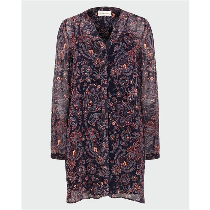 Phase Eight Jayesha Paisley Printed Tunic