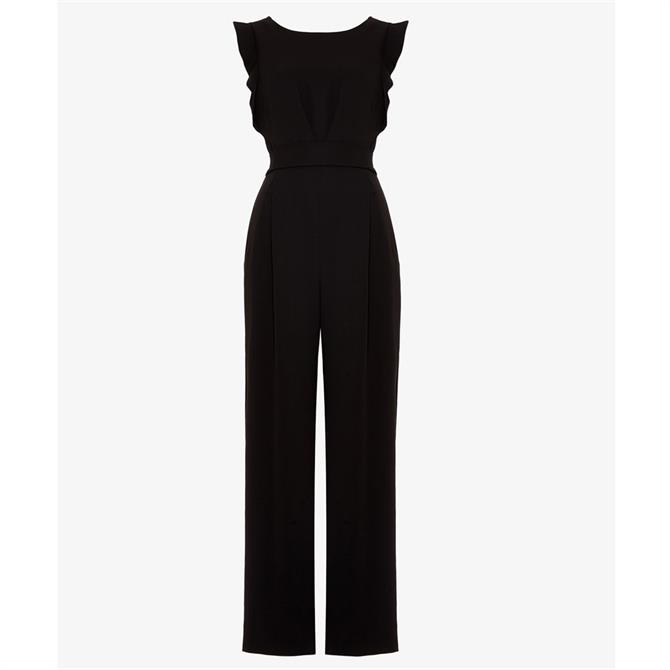 Phase Eight Wide Leg Jumpsuit Black