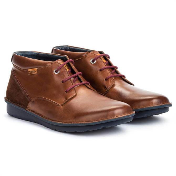 Pikolinos Santiago M7B Leather Shoes