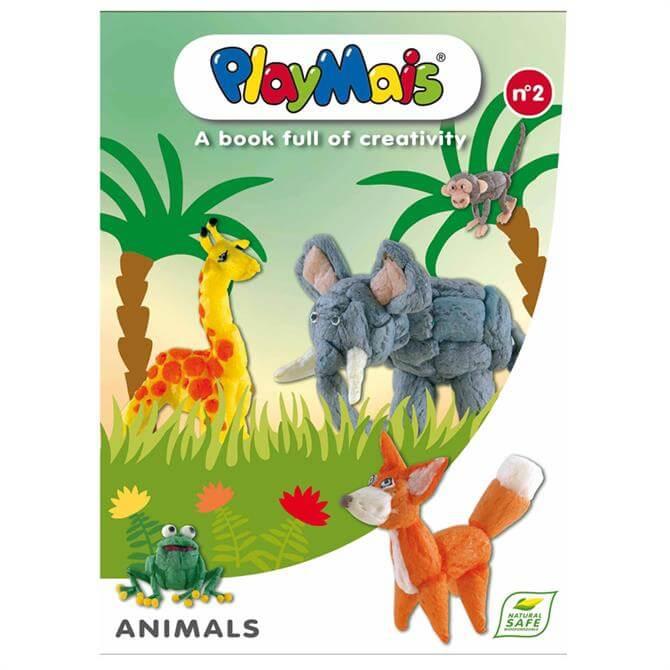 Playmais Animal Book
