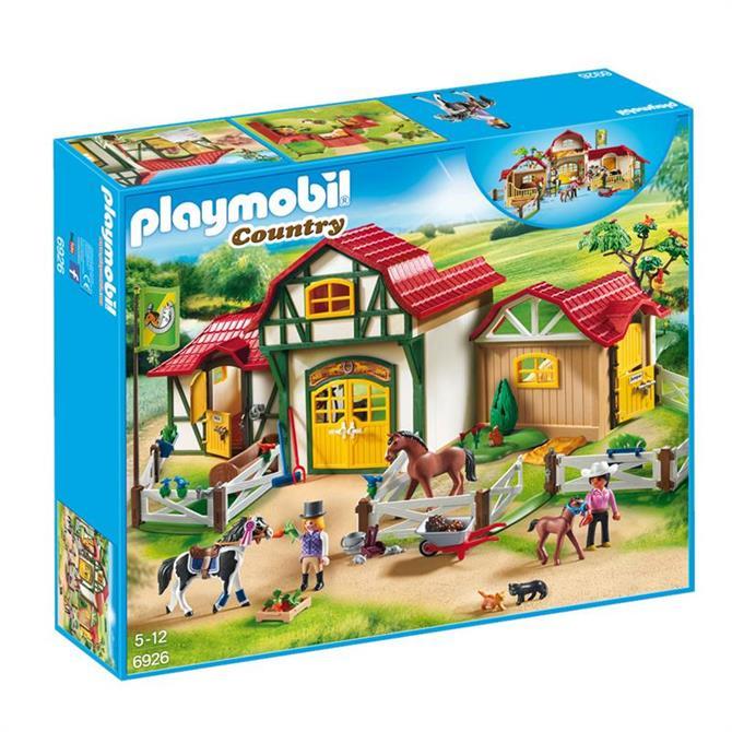 Playmobil Horse Farm 6926