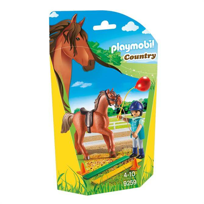 Playmobil Horse With Therapist 9259