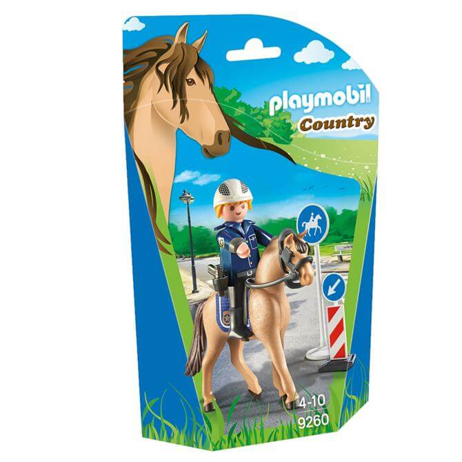 Playmobil Mounted Police 9260