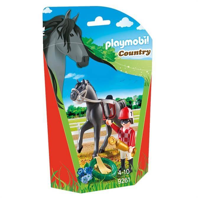 Playmobil Jockey 9261
