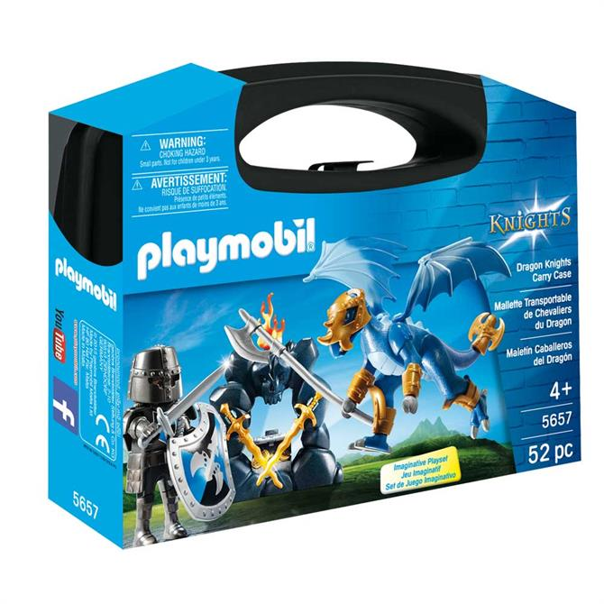 Playmobil Knights Carry Case 5657