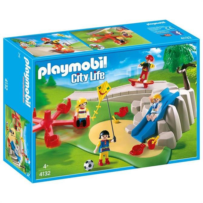 Playmobil SuperSet Playground 4132