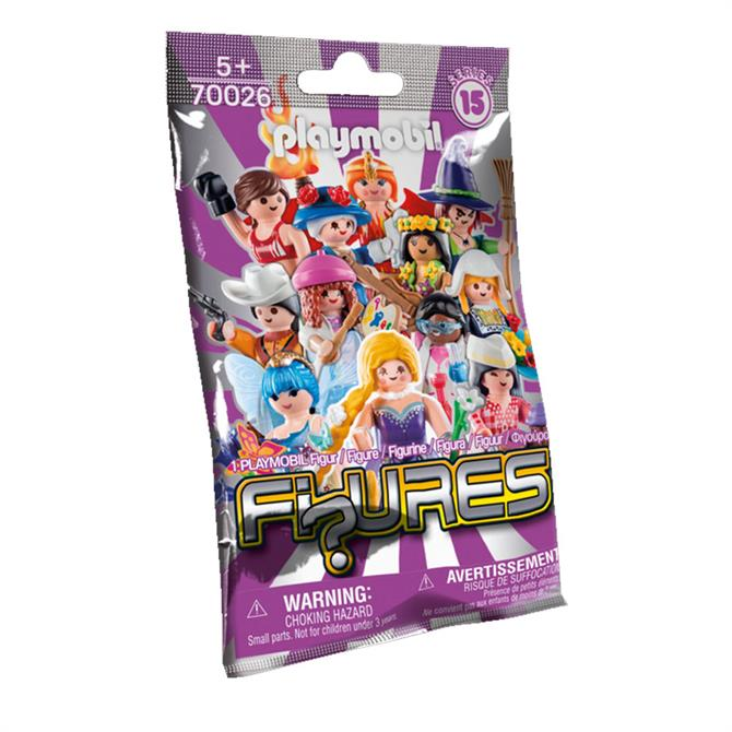 Playmobil Figures Series 15 - Girls 70026