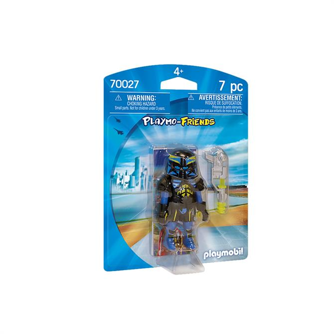 Playmo-Friends Space Agent 70027