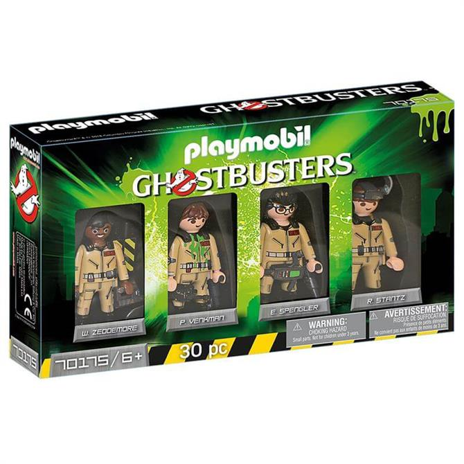 Playmobil Ghostbusters Figure Set 70175