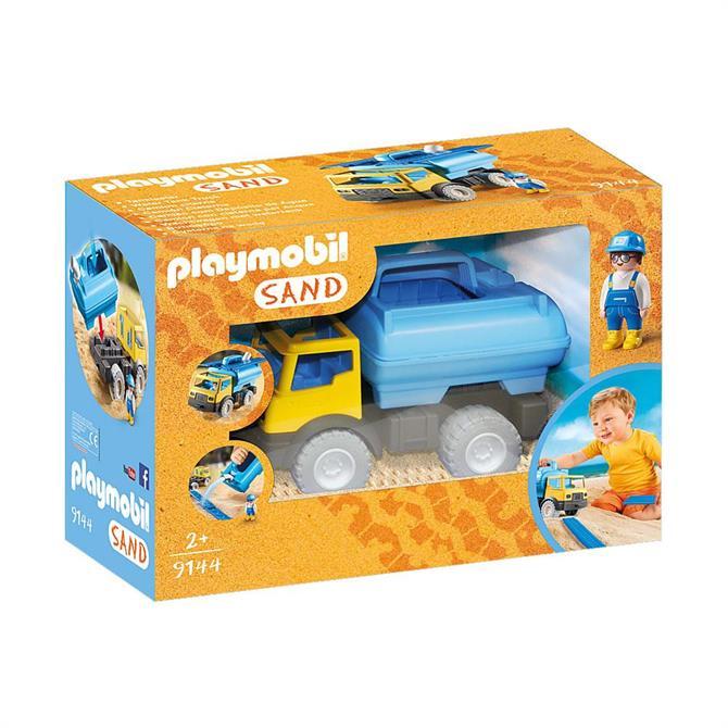 Playmobil 9144 Water Tank Truck