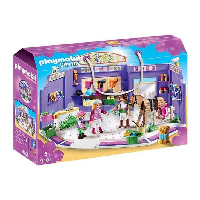 Playmobil Horse Tack Shop 9401