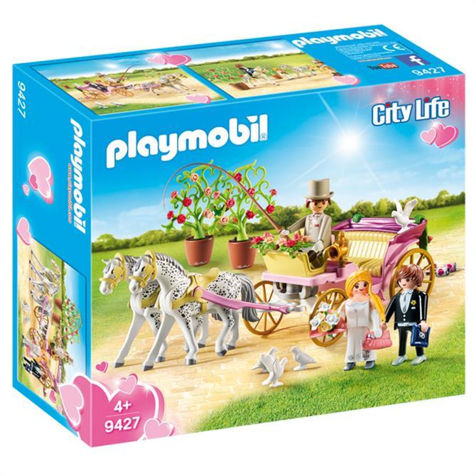Playmobil Wedding Carriage 9427
