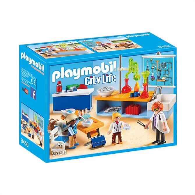 Playmobil Chemistry Class 9456