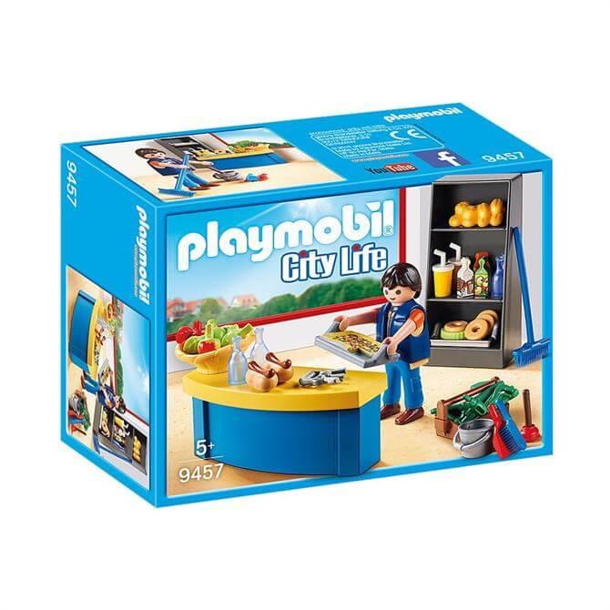 Playmobil School Janitor 9457