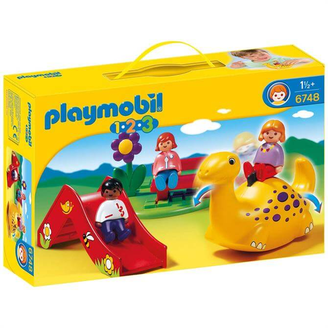 Playmobil 123 Playground 6748