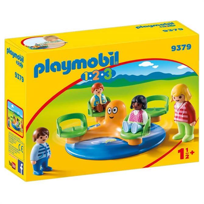 Playmobil 123 Children's Carousel 9379