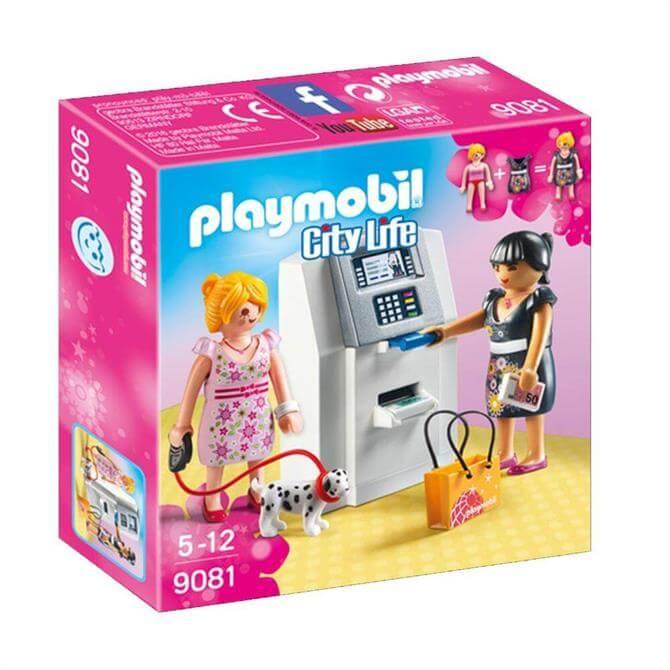 Playmobil ATM Cash Machine 9081