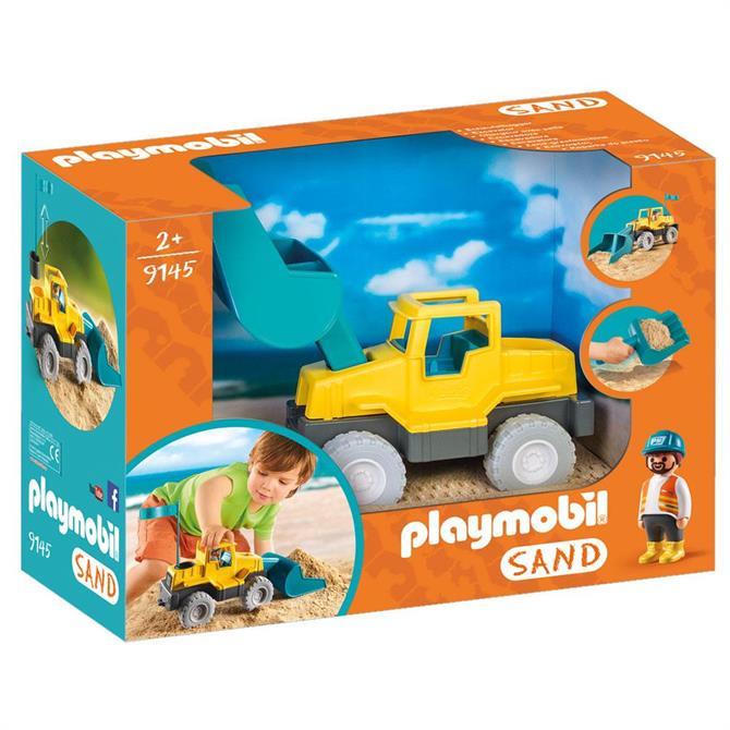 Playmobil Sand Excavator 9145