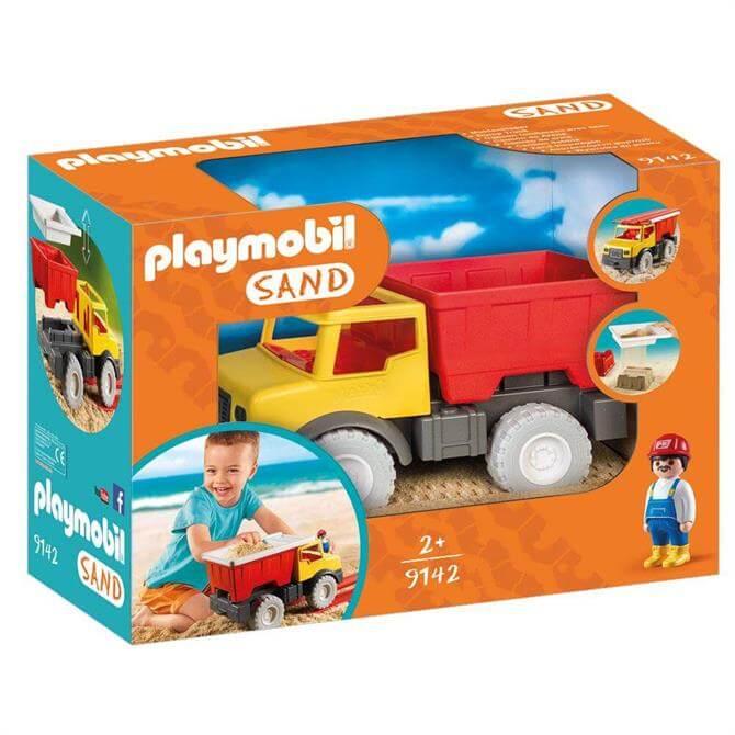 Playmobil Sand Dump Truck 9142