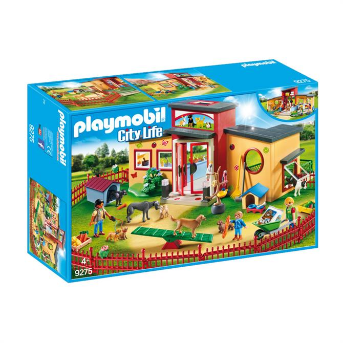 Playmobil Tiny Paws Pet Hotel 9275