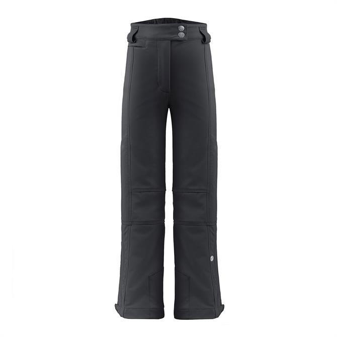Poivre Blanc Junior Stretch Ski Pants- Black