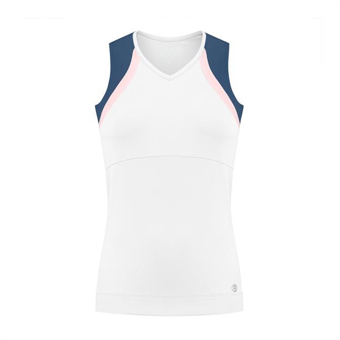 Poivre Blanc Women's Tennis Tank Top 19