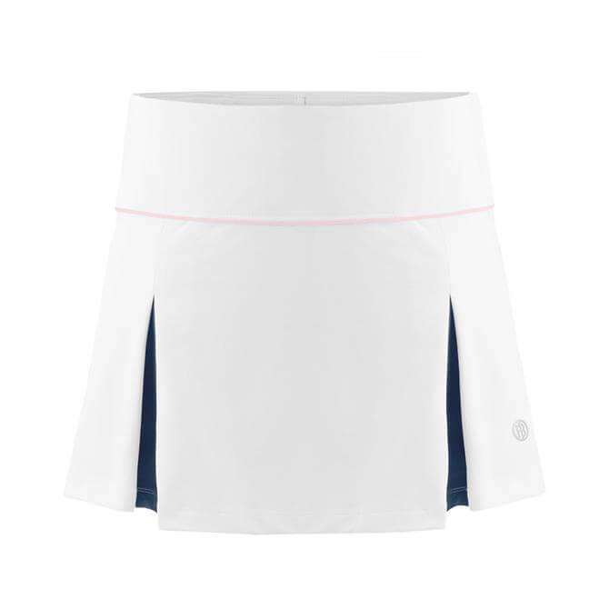 Poivre Blanc Women's Tennis Skort 19