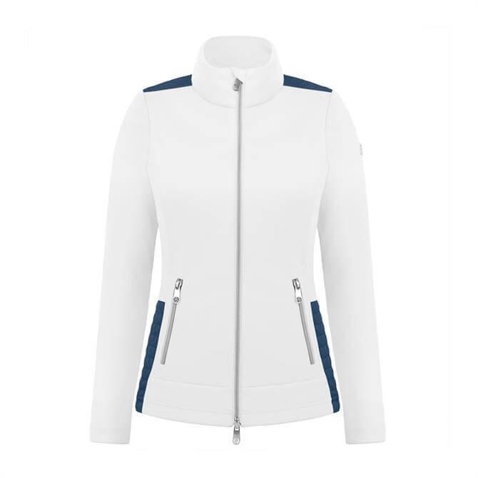 Poivre Blanc Women's Stretch Tennis Jacket 19