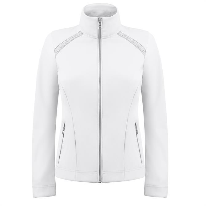 Poivre Blanc Women's Tracksuit Jacket S18