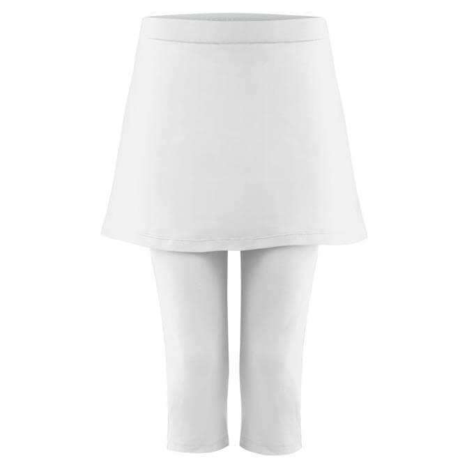 Poivre Blanc Women's Tennis Skirt with Capri Legging S18